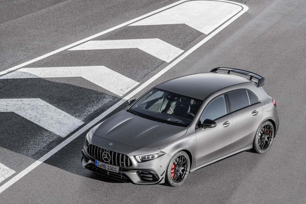 Mercedes-AMG-CLA-45-S