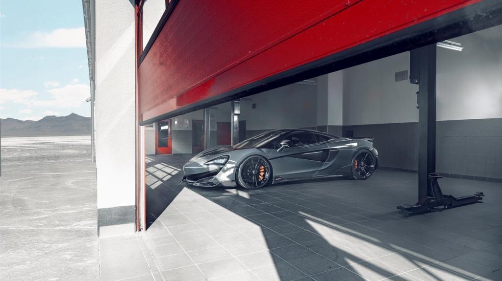 NOVITEC refines the McLaren 600LT