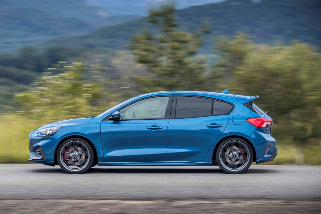 Performance Blue Focus ST