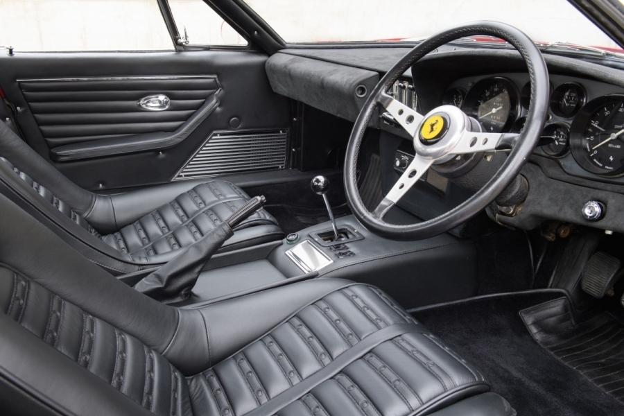 1972 Ferrari 365 GTB4 Daytona