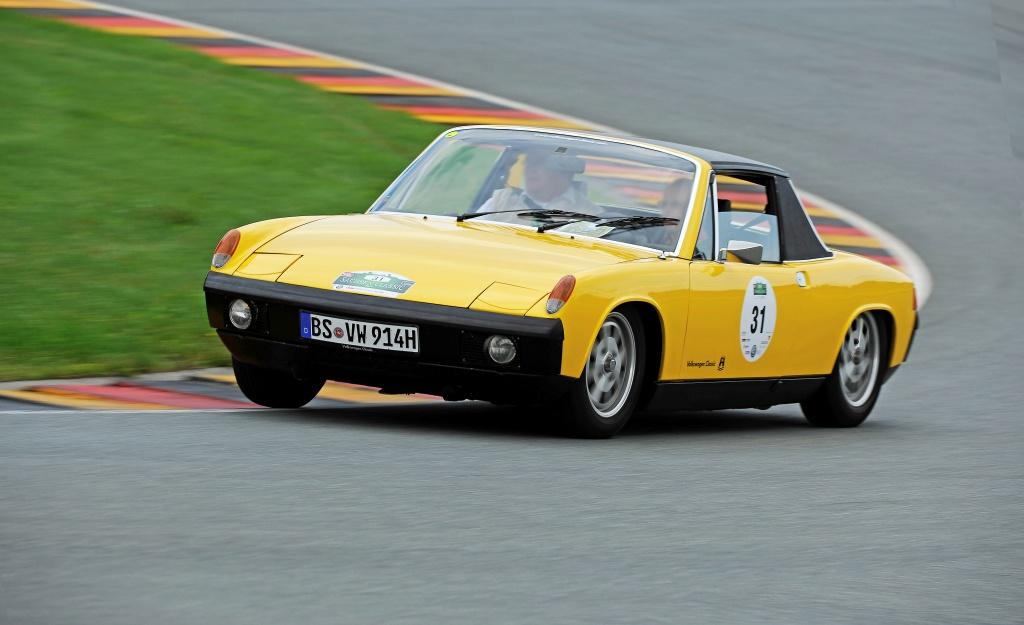 50th model anniversary VW-Porsche 9144