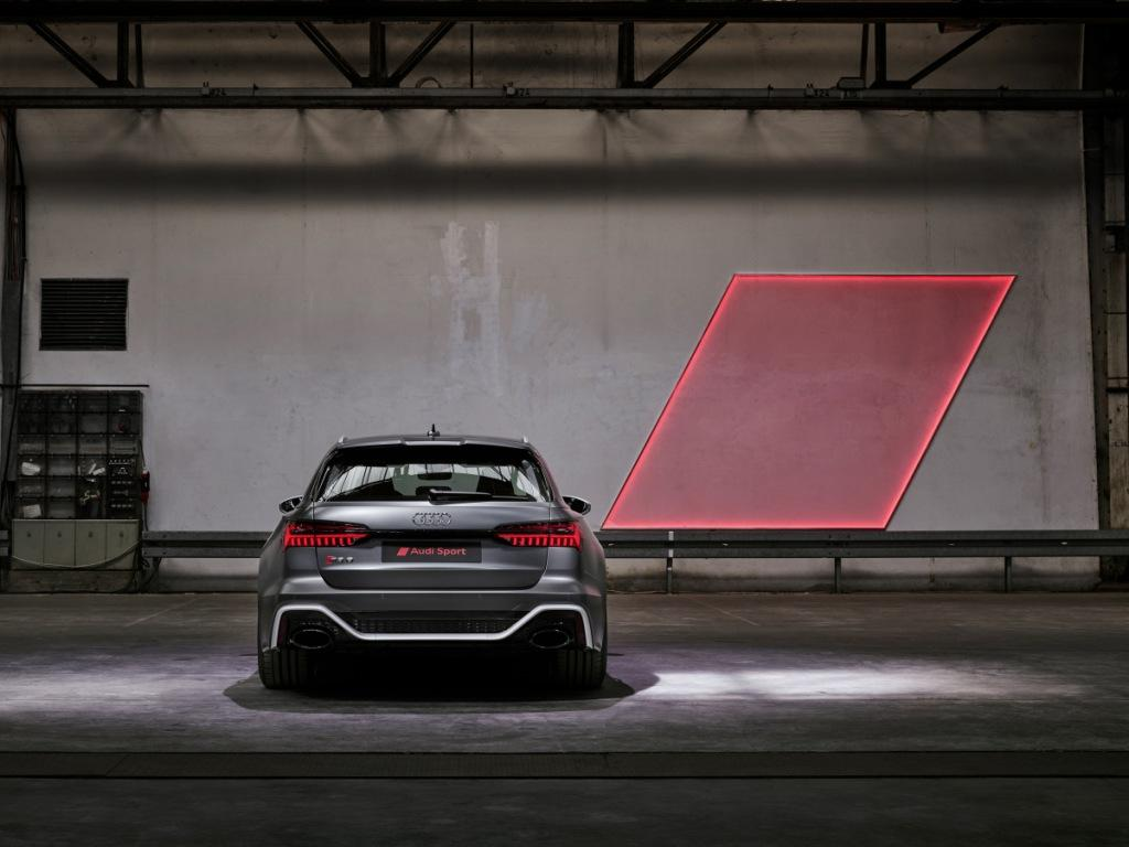 The new Audi RS 6 Avant
