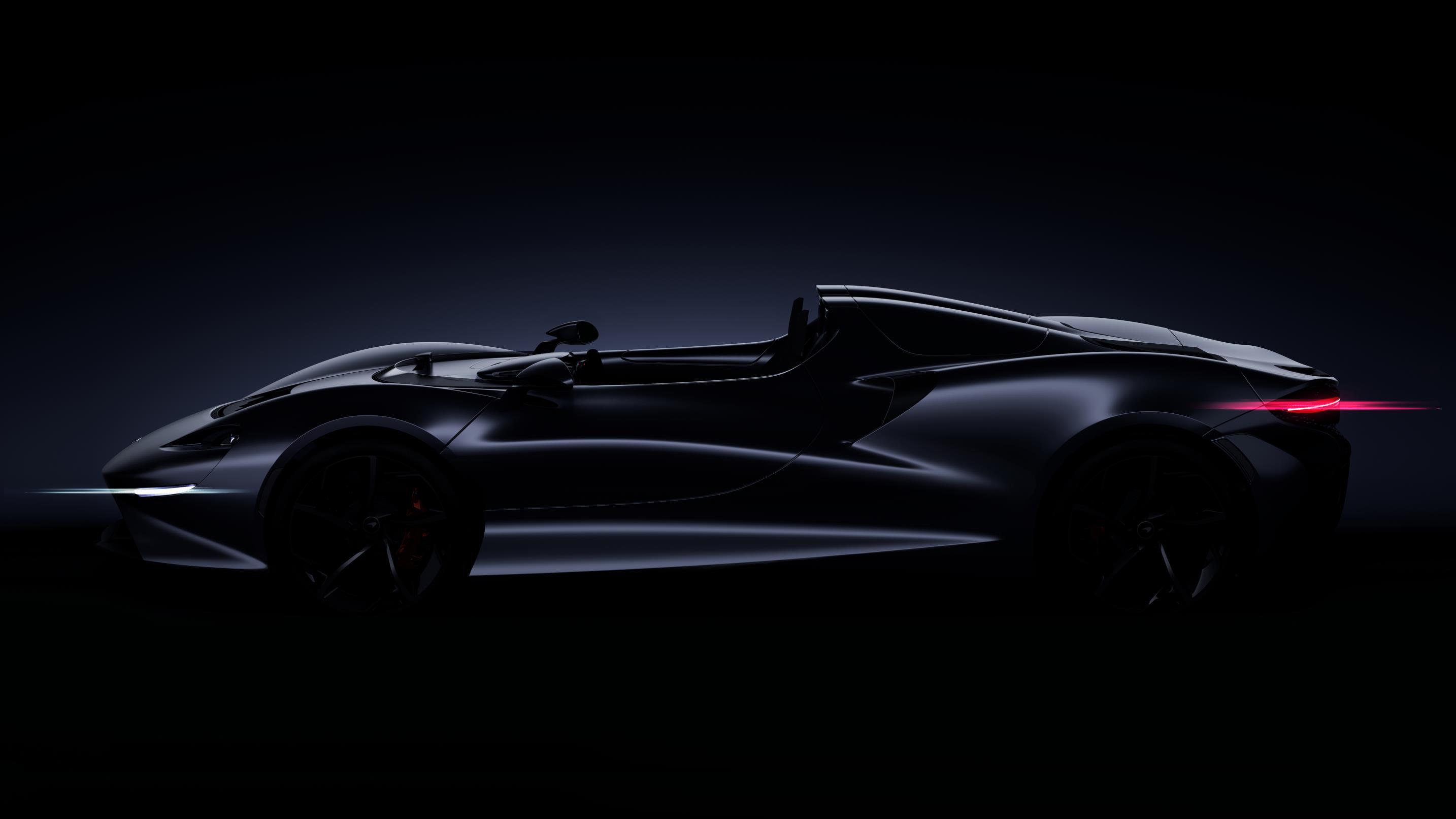 McLaren Automotive announces striking new Ultimate Series model