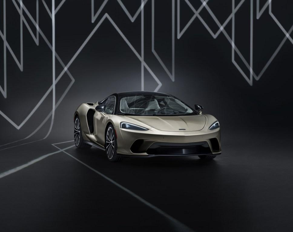 New McLaren GT by MSO at Pebble Beach Concours d'Elegance
