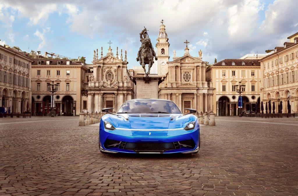 Pininfarina Battista at Salon Prive