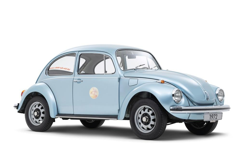 Record-breaker Volkswagen to present legendary automobiles during the 2019 Classic Days at Schloss Dyck