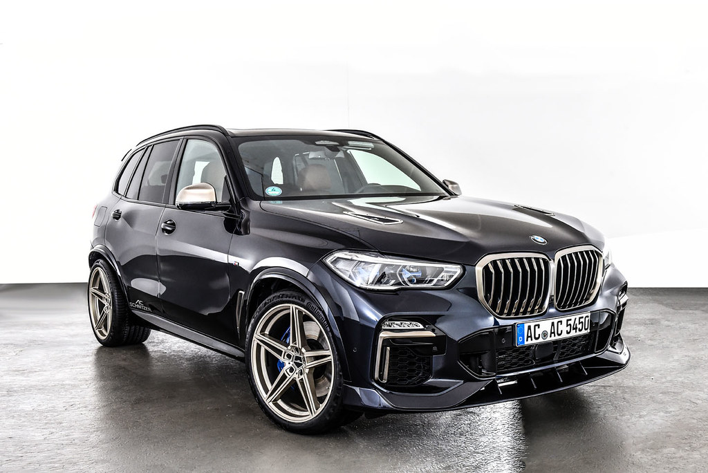 The AC Schnitzer program for the BMW X5