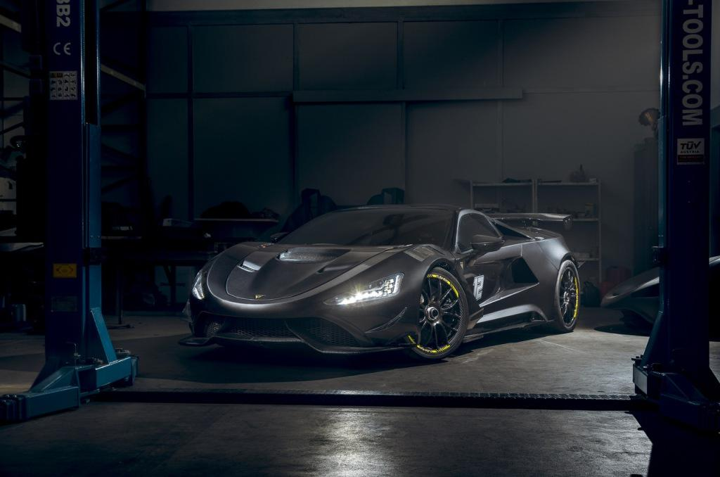 Tushek to debut TS 900 H APEX at Salon Prive