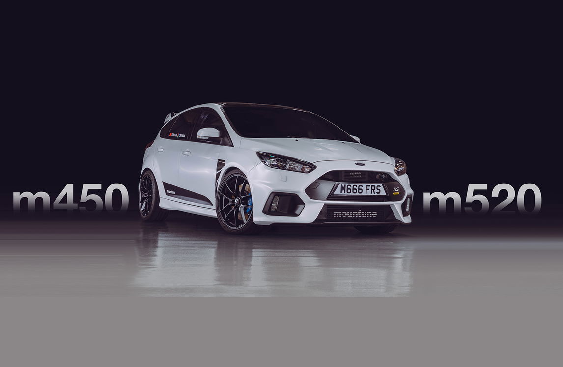 Mountune further unshackles the performance of the Focus RS