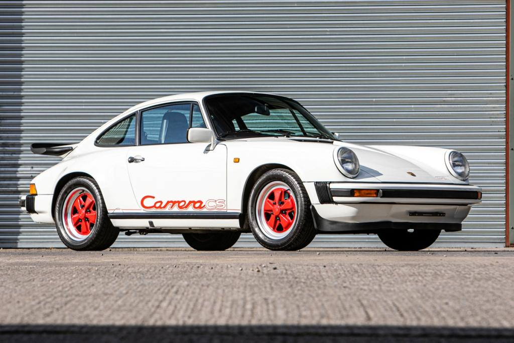 1988 Porsche 911 Carrera 3.2 Clubsport (01)