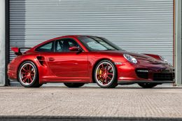 2008 Porsche 911 (997) GT2 Club Sport (01)
