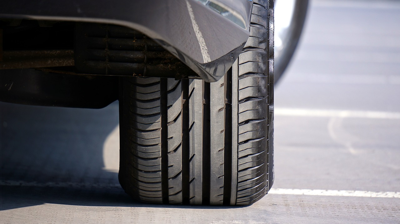 5 Things You Should Know About Car Tyres