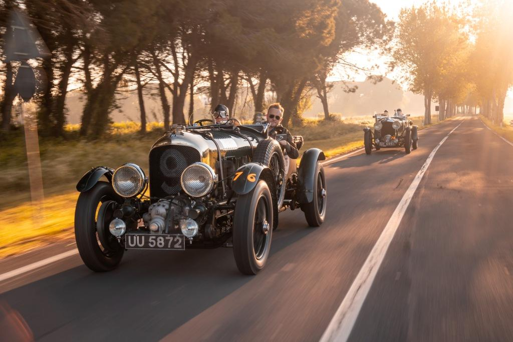 Bentley's iconic 1929 Blower to be reborn in exhilarating new series
