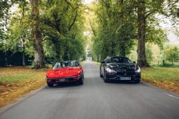 Maserati enthusiasts visit Scotland for landmark 40th Maserati International Rally