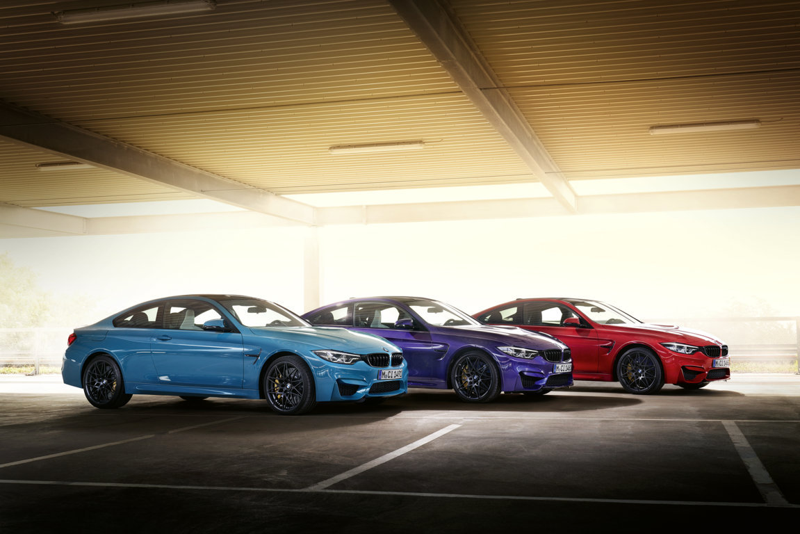 The BMW M4 Edition M Heritage