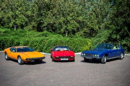 70s supercar week at online classic car auction house The Market
