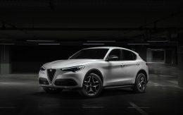 The new Alfa Romeo Stelvio Ti