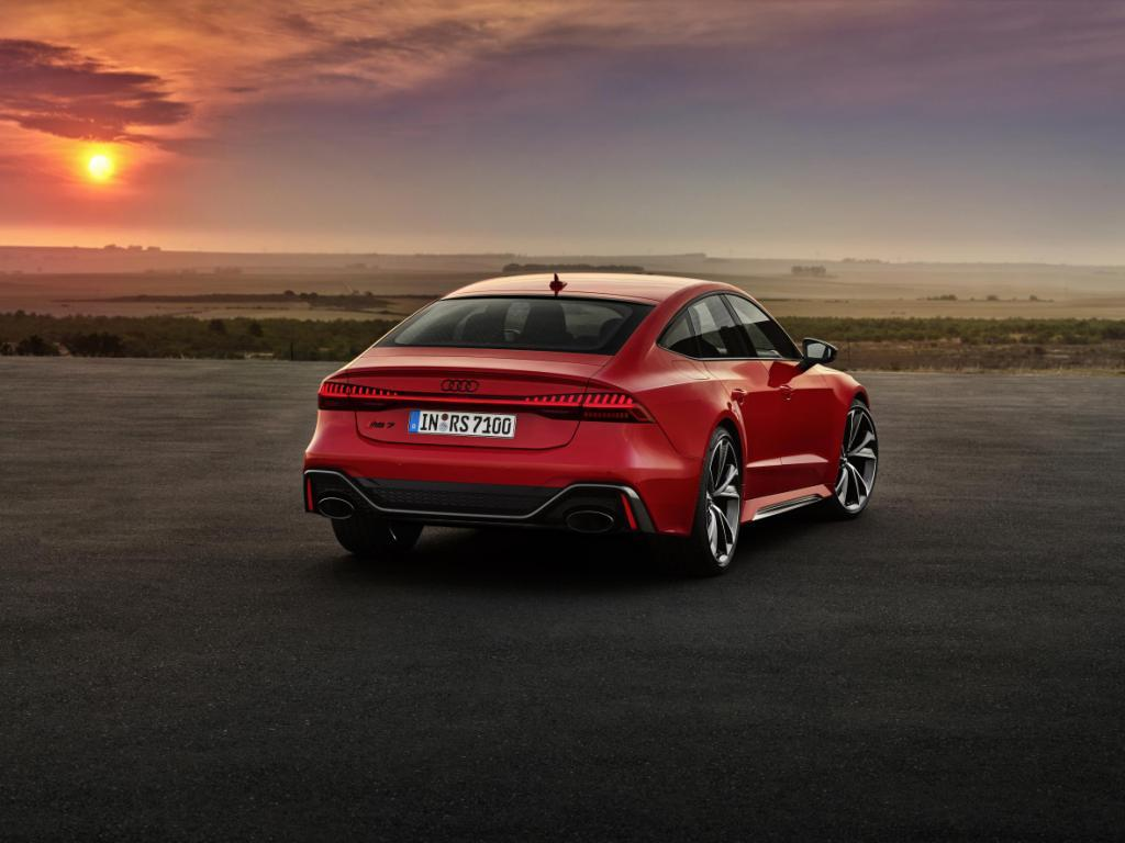 The new Audi RS 7 Sportback