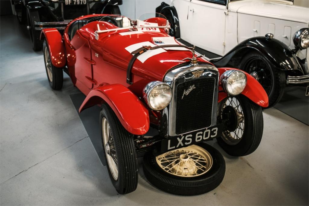 1934 Austin 7 Special
