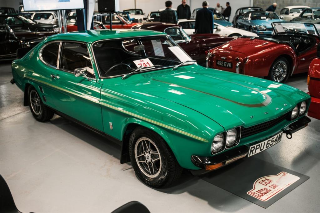1974 Ford Capri MK1 RS3100