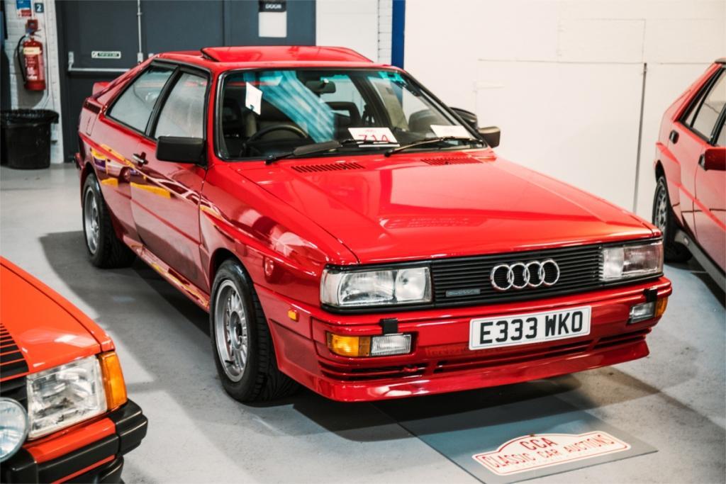 1988 Audi UR Quattro (WR-10v)