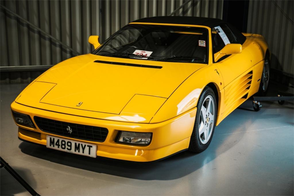 1994 Ferrari 348 Spider Manual UK Car