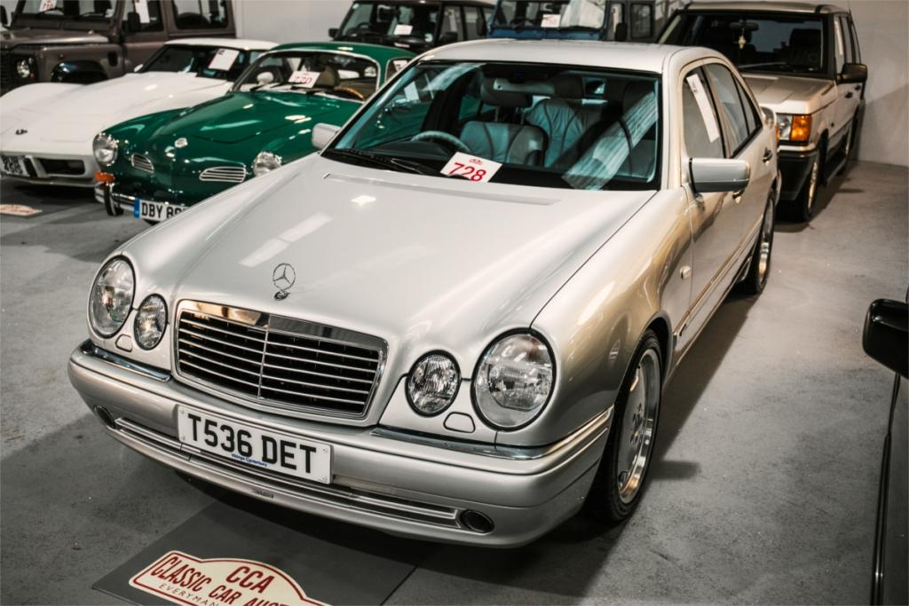 1999 Mercedes-Benz E55 AMG (W210)