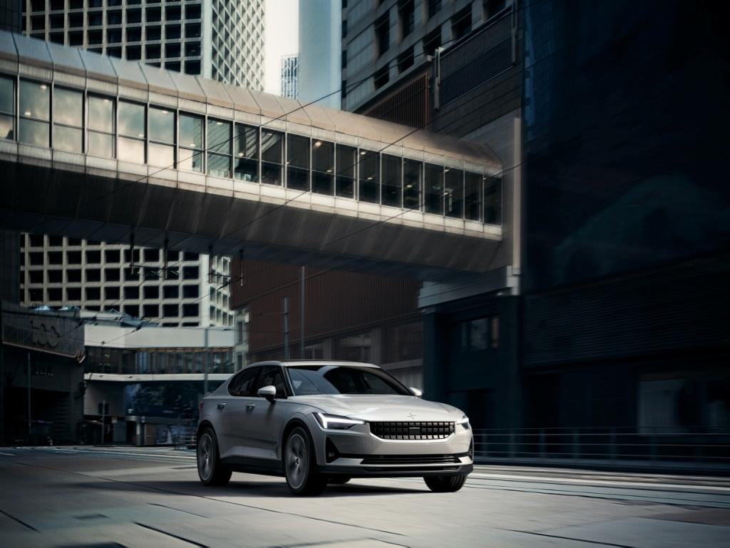 Polestar announces Performance Pack pricing for Polestar 2 in Europe