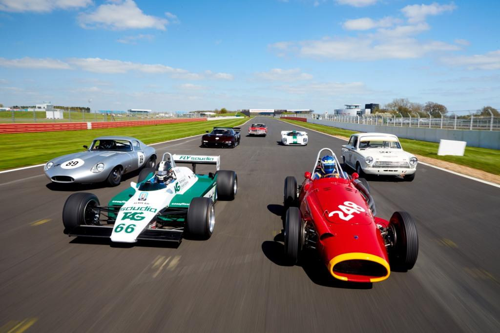 Silverstone Classic turns 30 in 2020