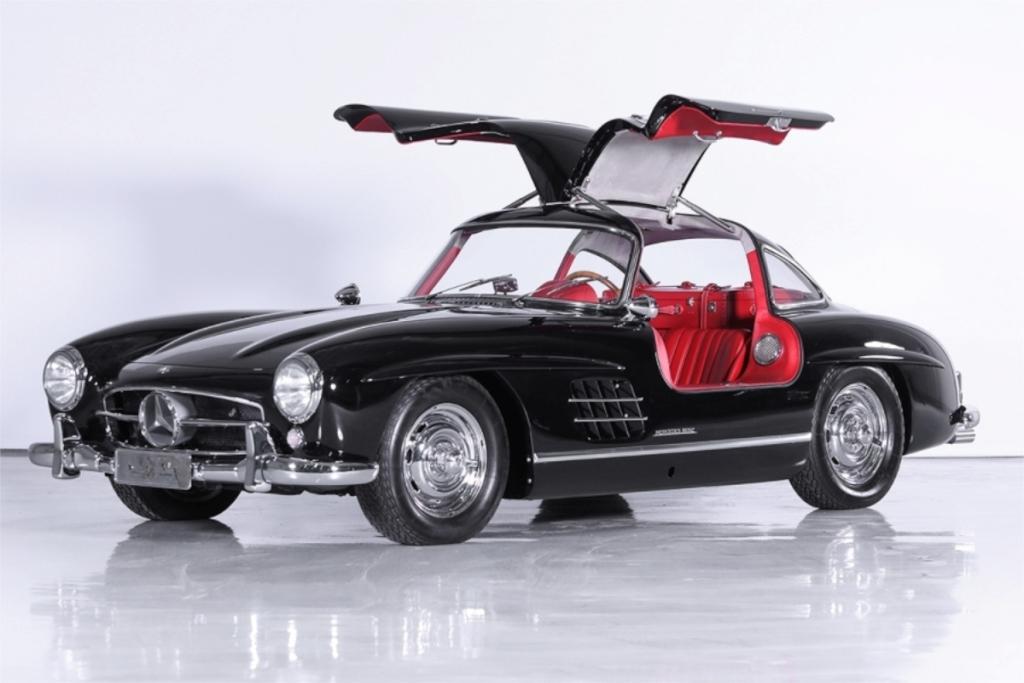 1955-Mercedes-Benz-300SL-W198-Brabus-Restoration