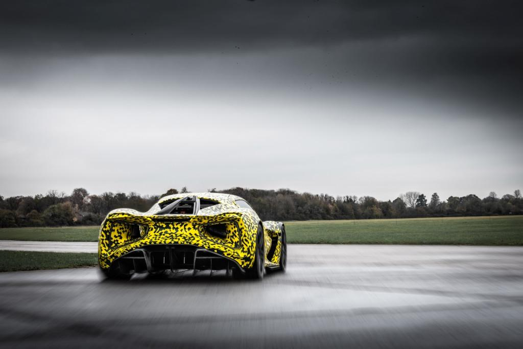 First Lotus Evija prototypes complete high-speed testing