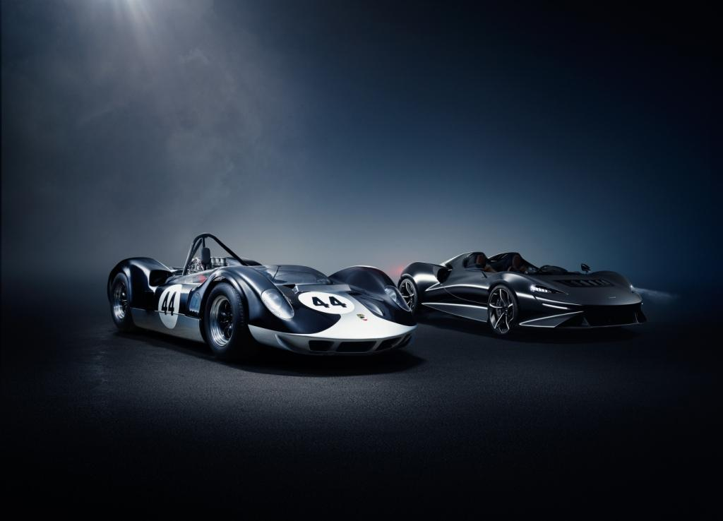 McLaren Elva Roadster revealed