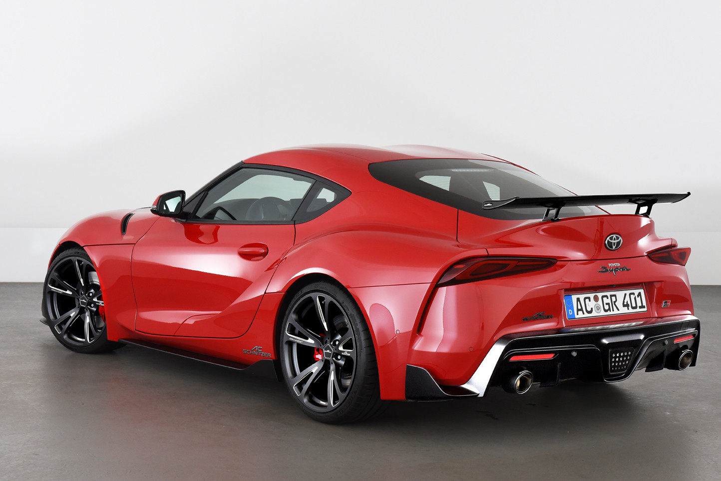 The Toyota GR Supra by AC Schnitzer