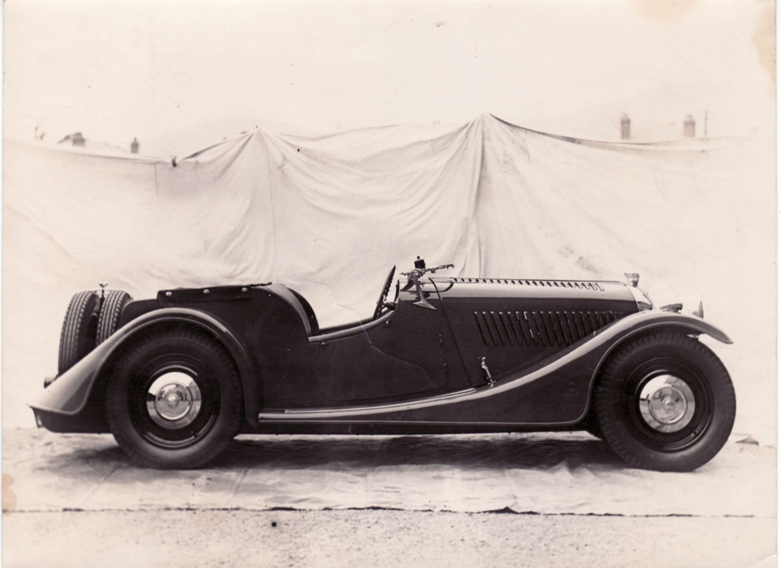 ARCHIVE Original Morgan 4-4, 1936