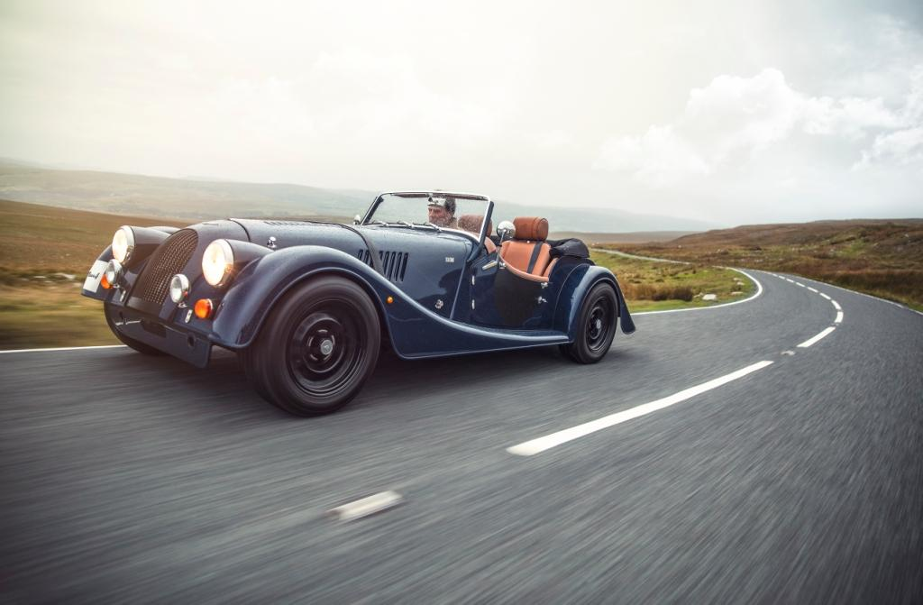 CURRENT Morgan Plus 4, 2019