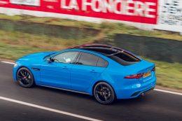 The Jaguar XE Reims Edition