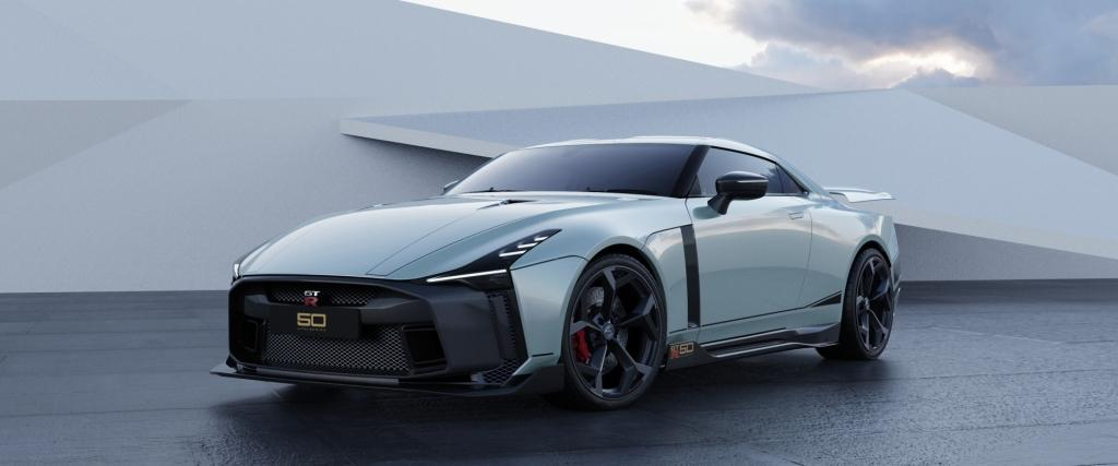Nissan GT-R50 by Italdesign