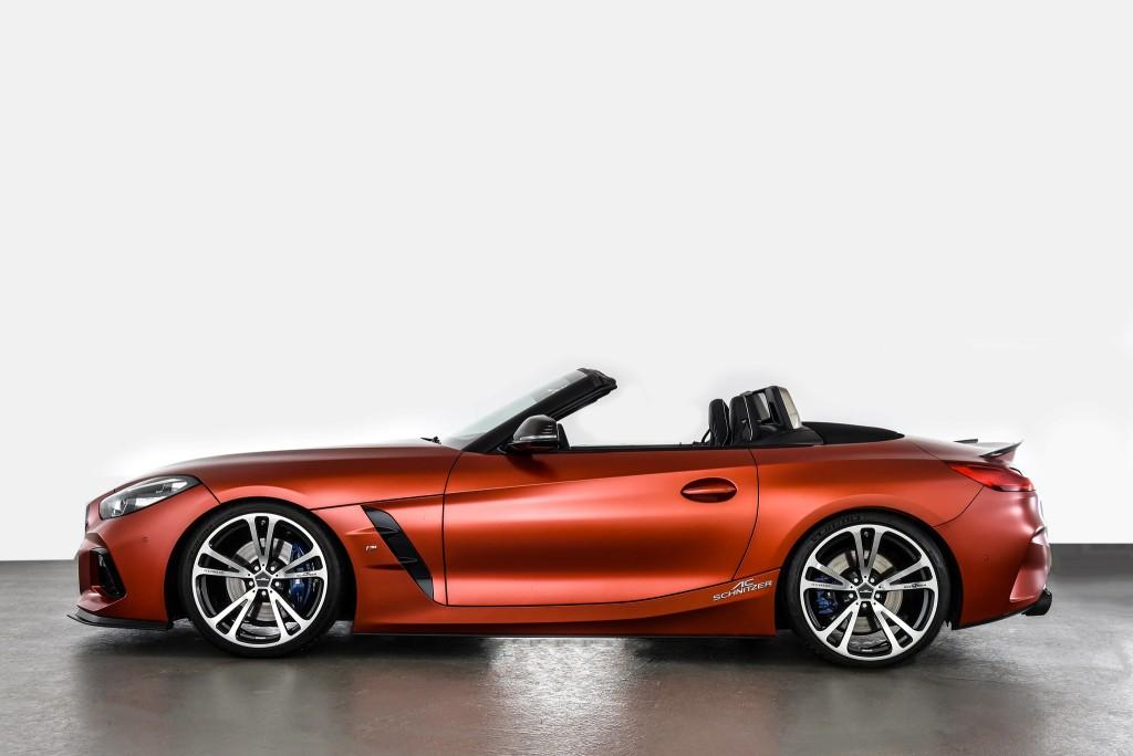 The BMW Z4 by AC Schnitzer