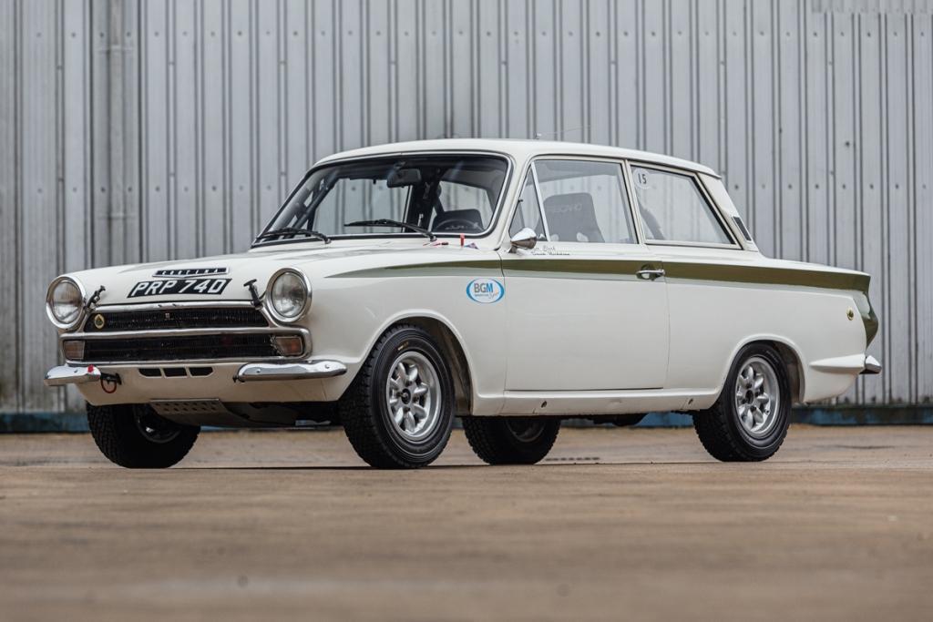 1966 Ford Mk1 Lotus Cortina
