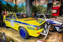 1983 Audi Quattro in National Motor Museum