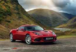 Lotus launches new Evora GT410