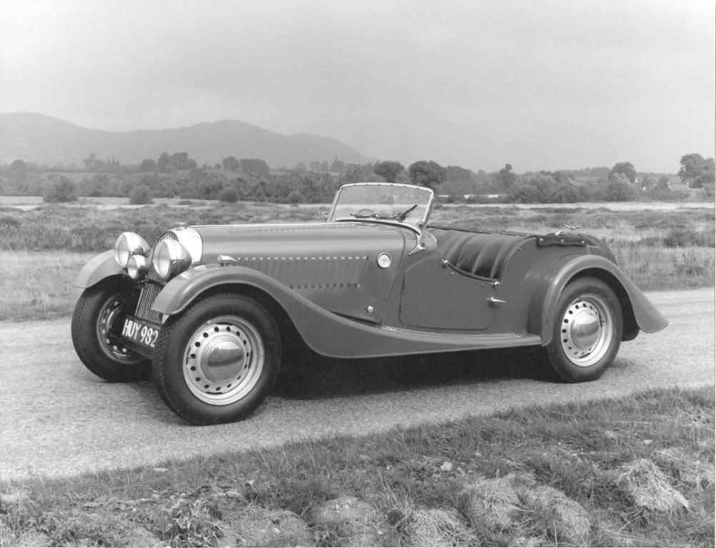 Morgan Plus 4 prototype - 1950
