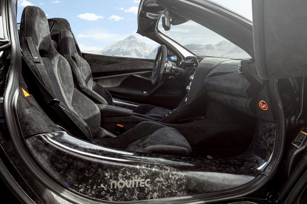 NOVITEC N-LARGO McLaren 720S Roadster