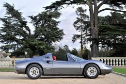 London Concours 2020 to host stunning display of Ferrari Dinos