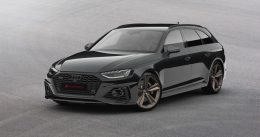 Audi RS 4 Avant Bronze Edition