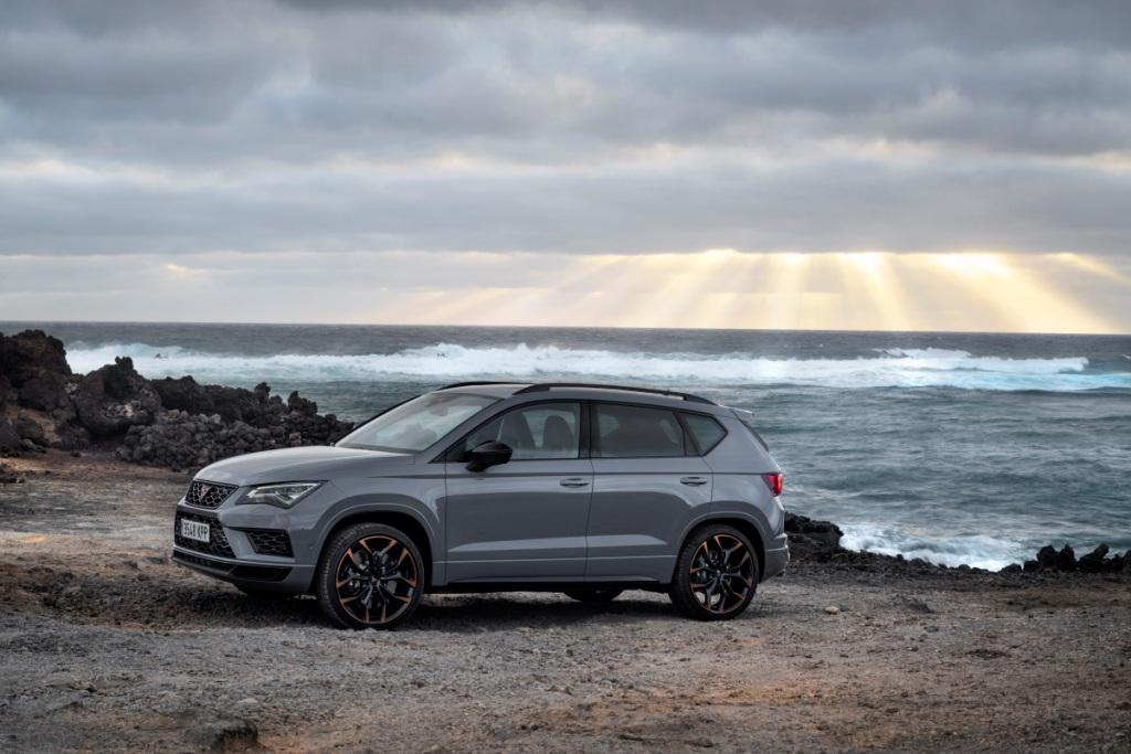 The new CUPRA Ateca Limited Edition