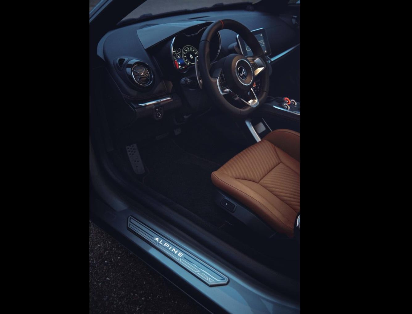 A110 Légende GT