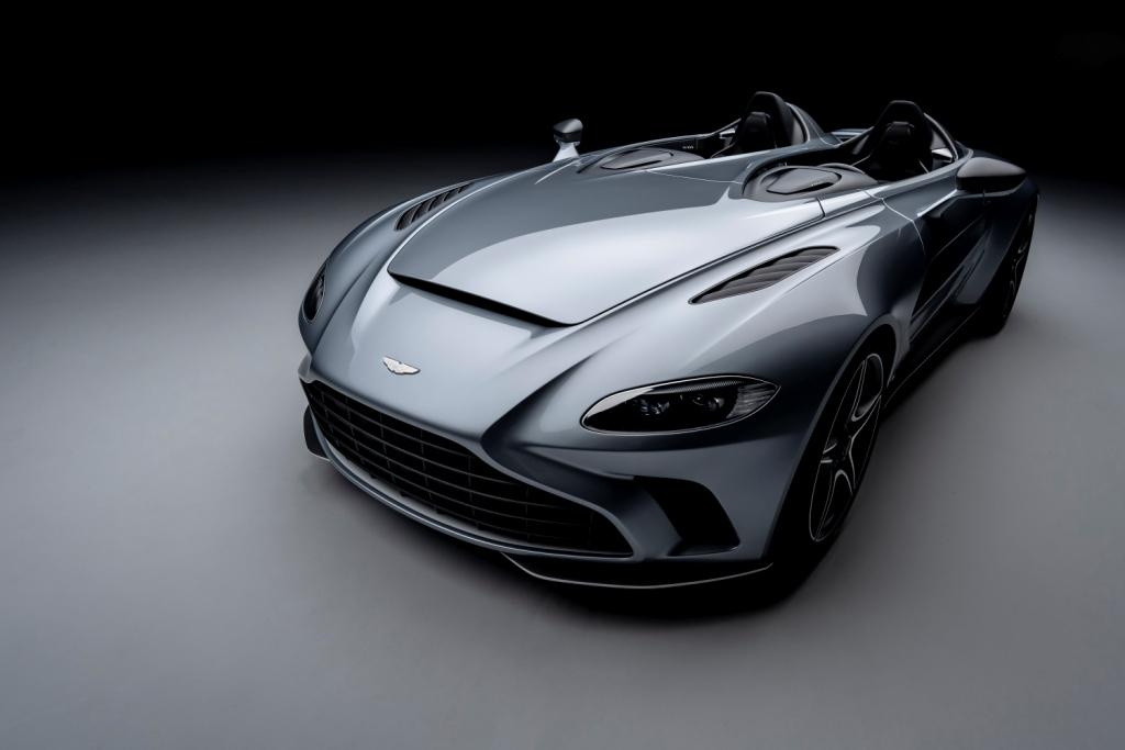 Introducing the Aston Martin V12 Speedster