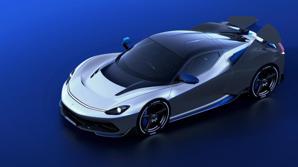 Automobili Pininfarina Unveils Battista Anniversario