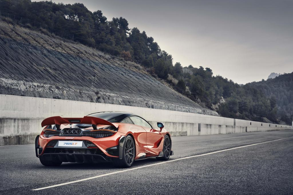 Introducing the McLaren 765LT